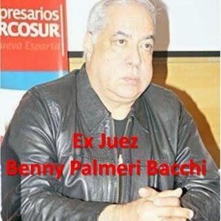 JUEZ benny palmeri bacchi